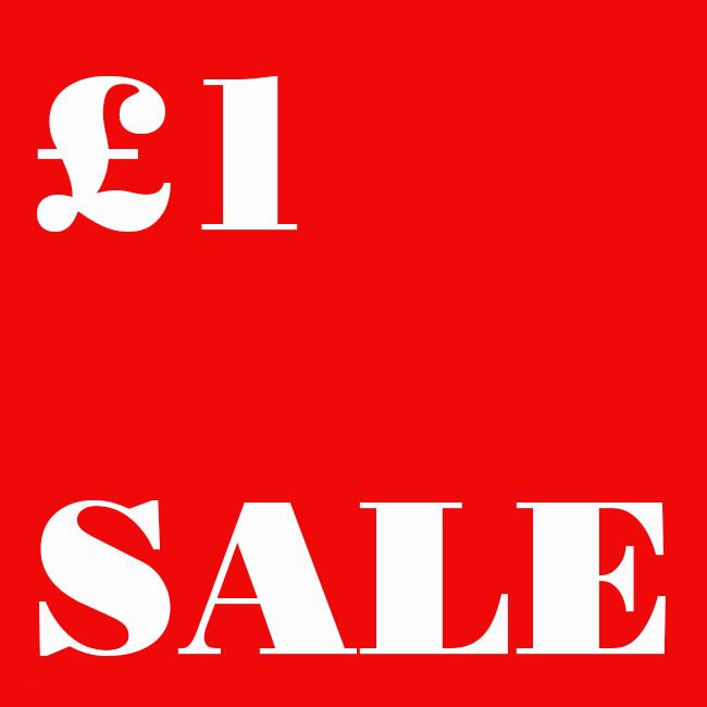 £1 Sale