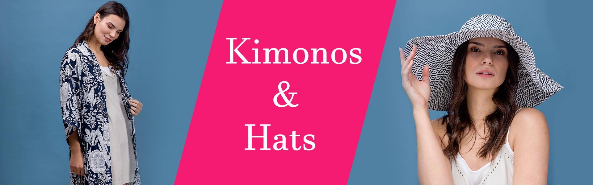 Kimonos & Hats