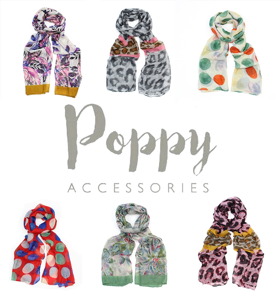 Scarves from £1.30 - 100's of designs