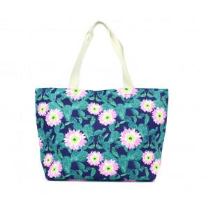 Cactus Maxi Bag Blue