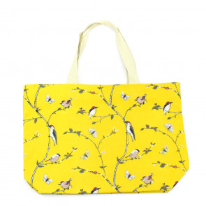 Woodpecker Maxi Bag Yellow
