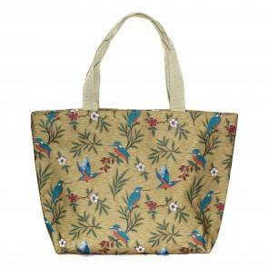 Kingfisher Maxi Bag Yellow