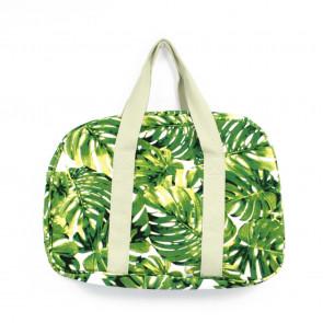 Cheese Plant Weekender Bag Green