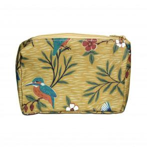 Kingfisher Make-up Bag Yellow