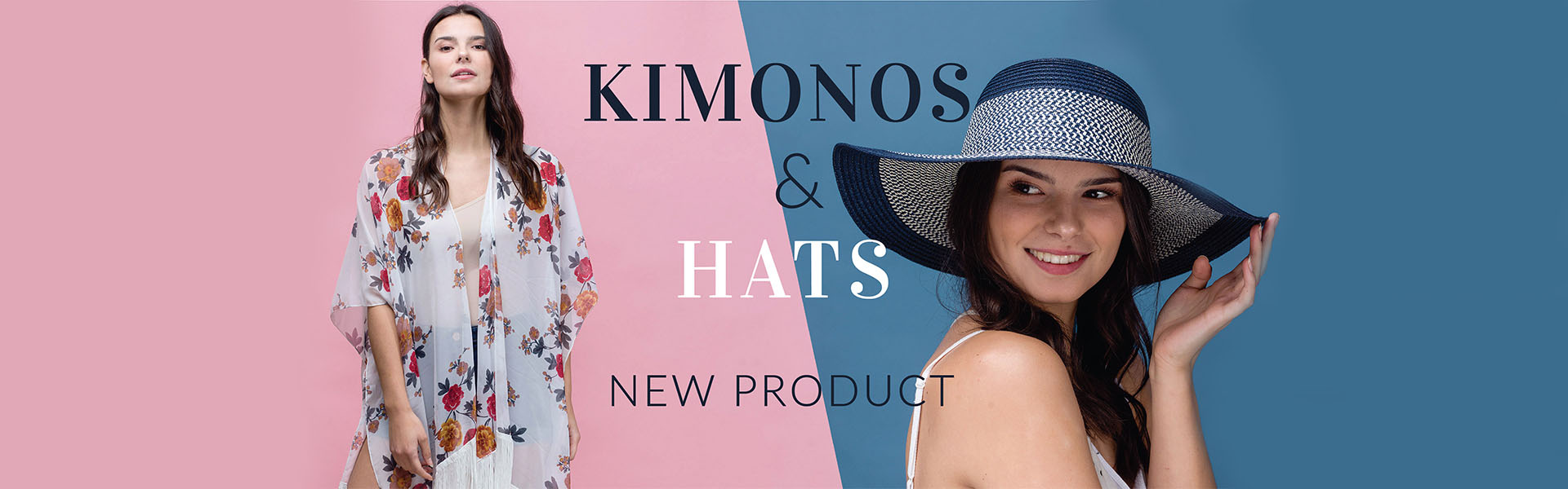 Hats and Kimonos