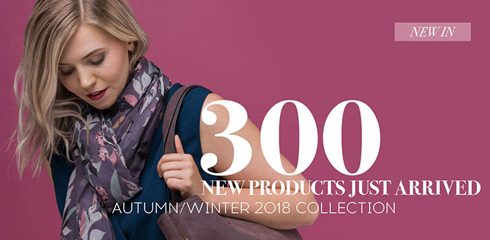 FJ Collection Wholesale Spring/Summer 2018 Scarves